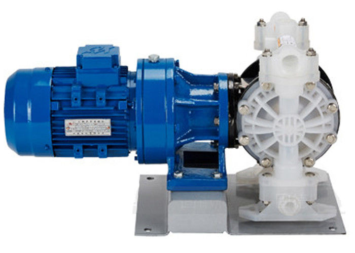 Air Operated Pneumatic Diaphragm Pumps for toxic and volatile fluid transfer PP housing