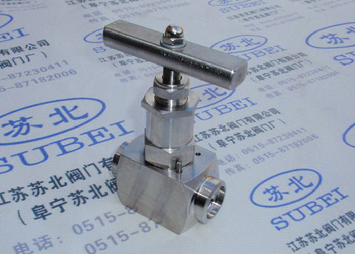 Socket weld wrought stop valve for petroleum PN0.6 Mpa to PN80 Mpa DN2 to DN65