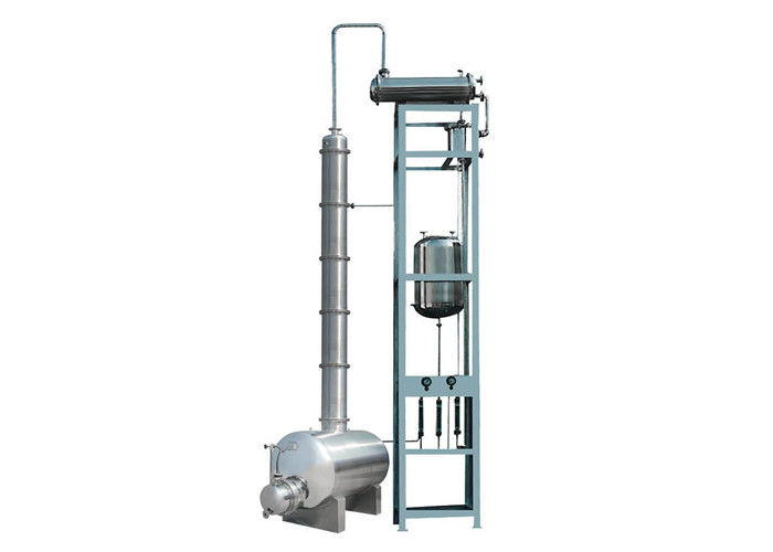 Bottom feed multi Bag Filter Housings for alcohol recycle tower 3200L